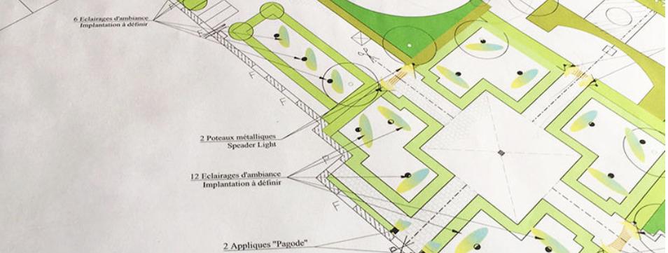 Tuinplan maken voor exclusieve tuinen