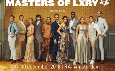 Bezoek The Green Contractors tijdens Masters of LXRY 2018
